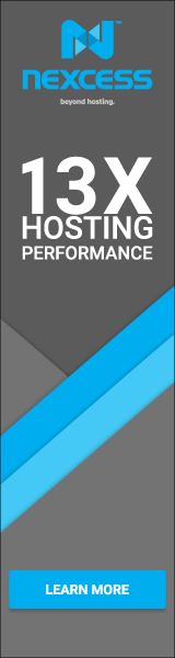 Nexcess 13X Hosting Performance