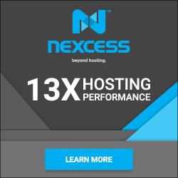 Nexcess 13X Hosting Performance
